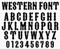Western font svg Cowboy font svg Western alphabet letters svg Texas font svg Wild West font svg Serif print files Western font for Cricut Ttf Fonts, Cursive Fonts, Monogram Fonts, Monogram Letters, Letter Fonts, Penmanship, Caligraphy, Script Alphabet, Alphabet Letters