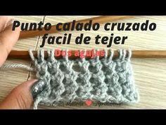 PUNTO CALADO. COMO SE HACE - YouTube
