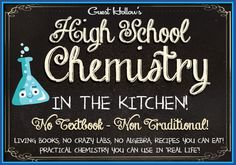 biology high school Most chemistry curriculums are comprised of thick, boring textbooks that require a firm grounding in algebra and feature labs with chemicals that can strike fear in a homeschool parents hear Chemistry Textbook, Chemistry Classroom, High School Chemistry, Teaching Chemistry, Chemistry Experiments, Chemistry Labs, Science Chemistry, Middle School Science, Physical Science