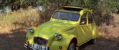 Citroën 2cv - For your eyes only