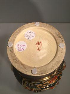 Pottery marks satsuma Is My