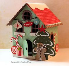 My Blog: Gingerbread House