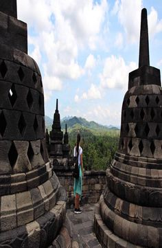 Complete guide to the Borobudur Temple
