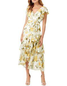 Women's Dresses - Event and Work Dresses Summer Dresses For Women, Dresses For Work, Formal Dresses, Women's Dresses, Midi Length Skirts, Knee Length Dresses, Buy Dress, Wrap Dress, Printed Bridesmaid Dresses