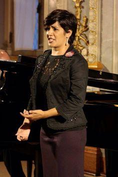 En la celebración del 117 aniversario del Teatro Nacional. Domingo 26 de octubre del 2014 en el Foyer del Teatro con Fernando Zúñiga- pianista