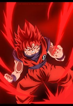 New Transformation Goku by SenniN-GL-54 on DeviantArt