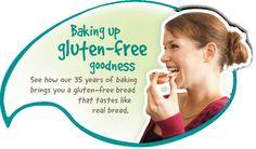 Rudi's Gluten-Free Bakery is the #GFLC Blogger University Sponsor--will be an amazing #glutenfree lunch!