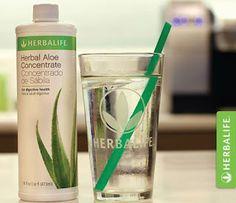 Herbalife Coach Nadiah: Kebaikan Produk Herbalife Aloe Vera Concentrate,Or...