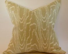 Kelly Wearstler Agate Pillow Cover (two for chairs in formal living room)