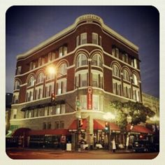 The Keating Hotel - My fav hotel in San Diego