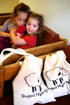 Project Night Night:  Kids helping kids providing comforts to homeless children in shelters.