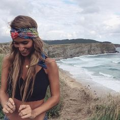 Boho Beachy Beauty #bohemian #johnnywas