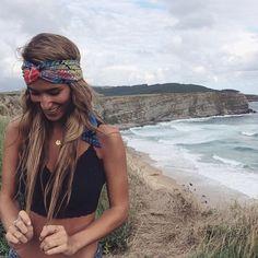 Boho Beachy Beauty #bohemian #johnnywas