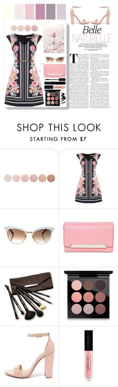 """ Beautiful"" by cassie7311 ❤ liked on Polyvore featuring Deborah Lippmann, Oasis, Gucci, Christian Louboutin, Borghese, MAC Cosmetics and Steve Madden"