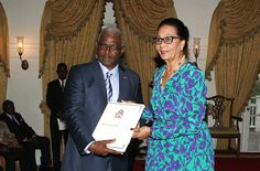 thebahamasweekly.com - Bahamas ambassador designate to People's Republic of China receives instruments of appointment