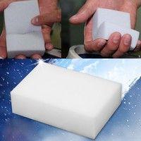 Model: Magic Sponge Eraser Material: Sponge Size: 10x6x2cm Quantity: 10Pcs This magic sponge removes