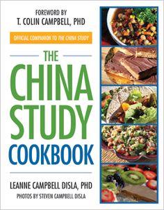 Black-Eyed Pea Salad Recipe + The China Study Cookbook Giveaway