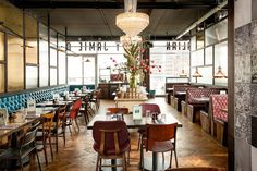 Culinaire hotspots in Rotterdam - Jamies Italian
