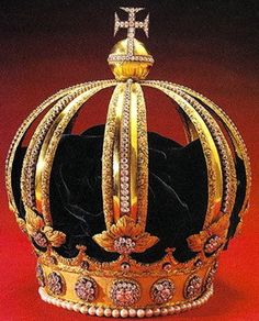 The Imperial Crown of Brazil, also known as the Crown of Dom Pedro II, was the Crown manufactured for the second Brazilian Emperor, Pedro II.