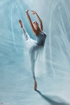 Ballerina ice blue
