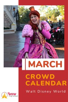 Planning to visit Disney World in March? Check out our FREE March Crowd Calendar for help finding the least crowded parks for each day of your trip. Disney World Crowd Calendar, Walt Disney World, Disney Planning, Disney Trips, Good Times, Parks, Check, Free, Disney Travel