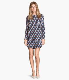 H&M Vestido de manga larga $299