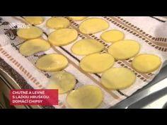 Domácí chipsy - YouTube