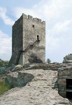 Fortress in Vrsac, Serbia