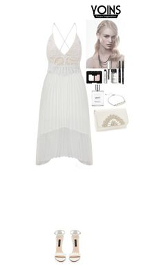 """""""Go white Yoins"""" by eliza-redkina ❤ liked on Polyvore featuring Bobbi Brown Cosmetics and NARS Cosmetics"""