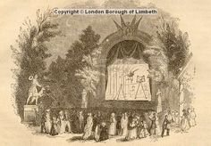 The Ballet Theatre and Entrance to the Dark Walk. London History, British History, Ballet Theater, Theatre, Walks In London, Regency Era, Fantasy Books, British Isles, Vixen