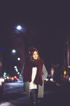City Lights: Winter style with burgundy  http://annika-o.indiedays.com/2014/11/28/city-lights/
