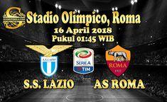 Prediksi Skor Bola Serie A Italia - Prediksi Pertandingan Bola Lazio Vs AS Roma 16 April 2018 - Laga pertandingan lanjutan Serie A Italia antara kesebelasan Lazio Vs AS Roma yang akan berlangsung di Stadio Olimpico, Roma pada tanggal 16 April 2018, pukul 01:45 WIB, dini hari dipastikan akan berlangsung sangat seru.