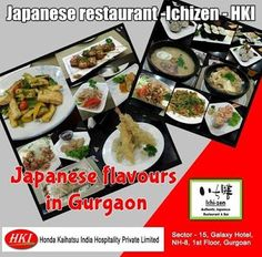 Ichizen Japanese Restaurant- Gurgaon - Google+ Visit ICHI-ZEN Restaurant in Gurgaon and experience new taste! www.hkindia.co.in  Gurgaon, Haryana ‪#‎gurgaon‬