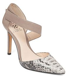 Vince Camuto Carlotte Pointed-Toe Pumps   Dillards