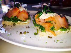 #Salmon #Pepper #Cheese