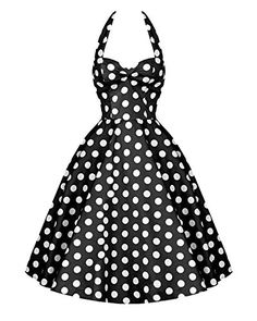 Luouse Classy Vintage Audrey Hepburn Style 1950's Rockabilly Swing Evening Dress Was: $124.90 Now: $19.99