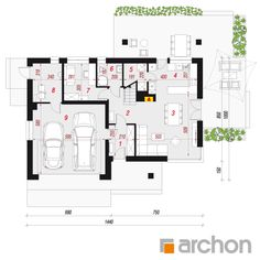 Dom w jabłonkach 15 Floor Plans, Exterior, Modern, House, Trendy Tree, Home, Outdoor Rooms, Homes, Floor Plan Drawing