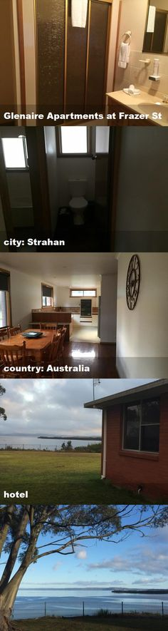 Glenaire Apartments at Frazer St, city: Strahan, country: Australia, hotel Australia Hotels, Apartments, Flat Screen, Mansions, Country, House Styles, City, Home Decor, Blood Plasma