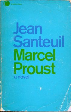 Jean Santeuil. Designed by J+M Condon