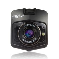 Car DVRS HD 1080P Auto DVR Mini Car Camera Digital Video Recorder With Rear View Car DVR G-Sensor Night Vision Dash Cam