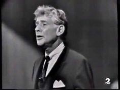 Conciertos para jóvenes. Por Leonard Bernstein. El sonido de una orquesta