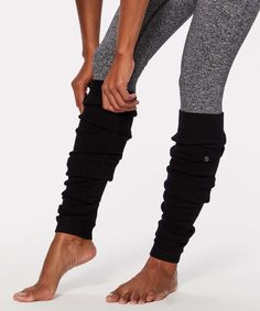 Lululemon Mandala leg warmers. Eger har disse. Ca 900,-
