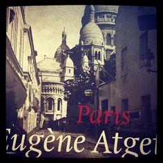 Eugene Atget, unul din zeii fotografiei pe care îi iubesc! Eugene Atget, one of the Gods of Photography whom I love. #EugeneAtget #photography #Love #Paris