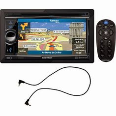 DVD Player Positron SP8960NAV Tela 6,2""