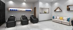 Furniture Packages, Beauty Salon Design, Salon Furniture, Style, Swag, Lounge Furniture