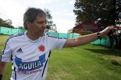 El técnico de la Sub-20 El Piscis Restrepo espera un buen desempeño de sus jugadores en el Suramericano de Argentina, certamen en el que debutará el próximo miércoles ante Paraguay. Sabe que el torneo es muy exigente.