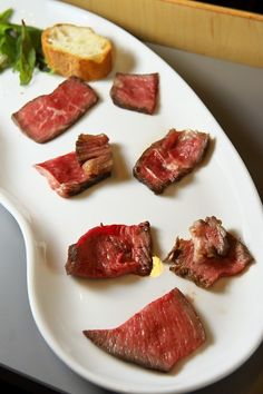 dry aging beef