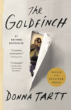 YourNextRead (USA) Recommended Books for The Goldfinch: A Novel (Pulitzer Prize for Fiction) by Donna Tartt Book Club Books, The Book, Books To Read, My Books, Book Nerd, Reading Lists, Book Lists, Reading 2016, Donna Tartt