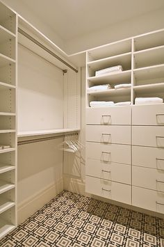 Benco Construction - closets - walk in closets, closet cabinets, shelves for shoes, shoe shelves, Contemporary closet features built-in shoe