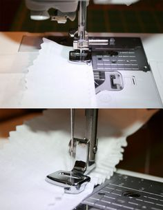Gathering Foot VS. Ruffler Foot - Sewing Parts Online Blog